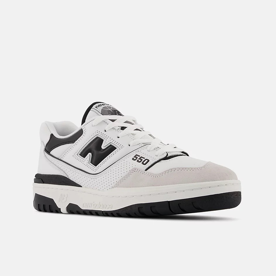 New Balance 550 Black Sea Salt