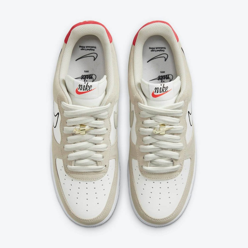Nike Air Force 1 First Use