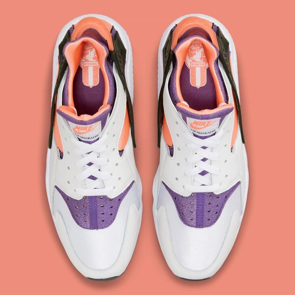 Nike Air Huarache Bright Mango