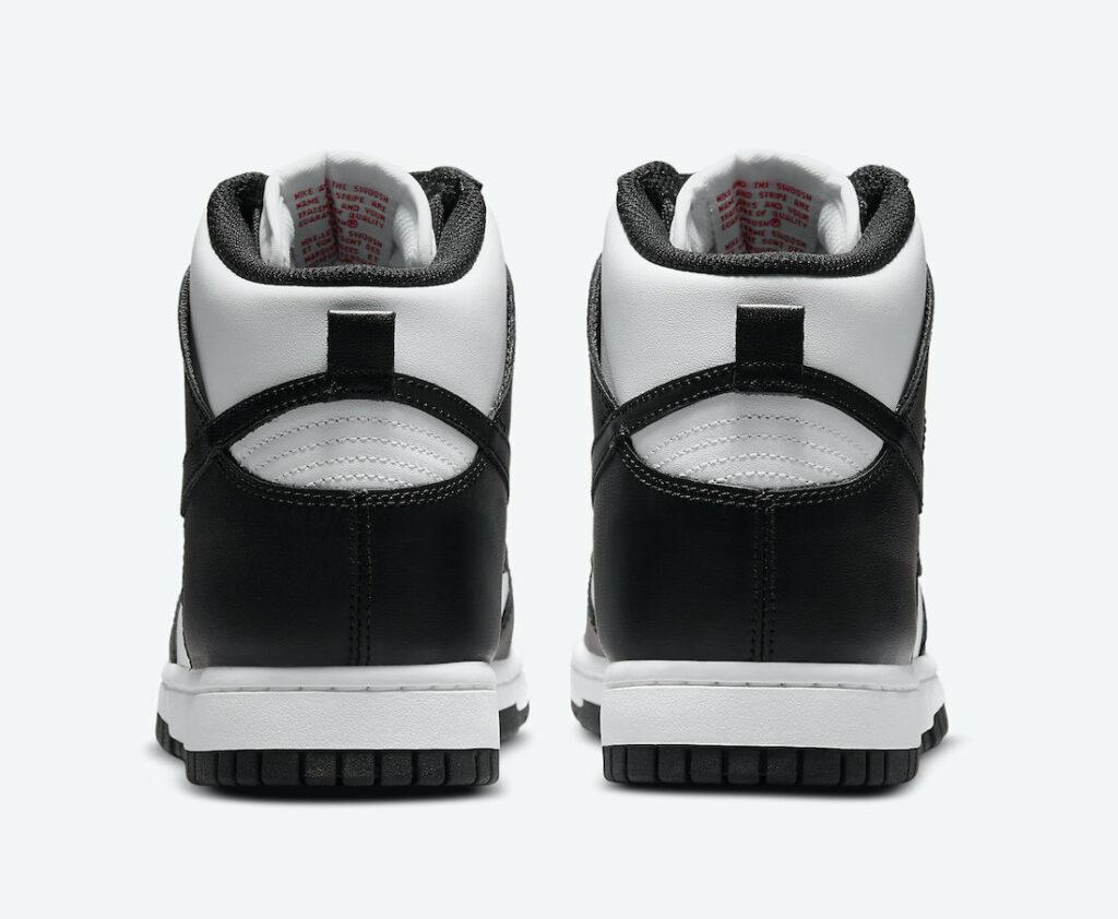 Nike Dunk High Panda 2021