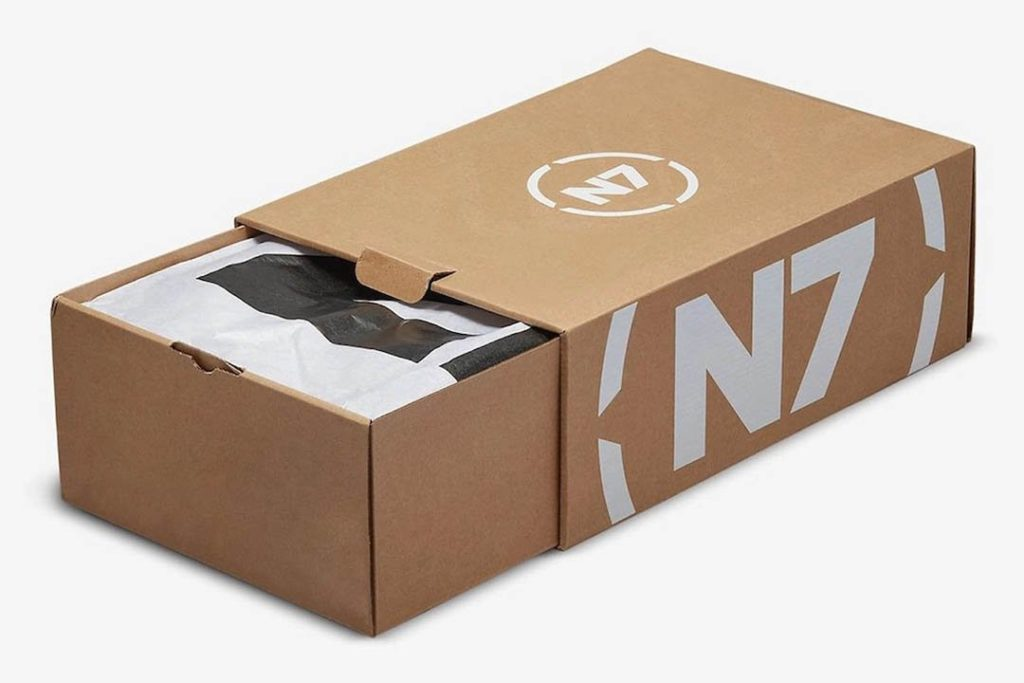 Nike Dunk Low N7 Special Box