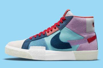 Nike SB Blazer Mosaic Lead