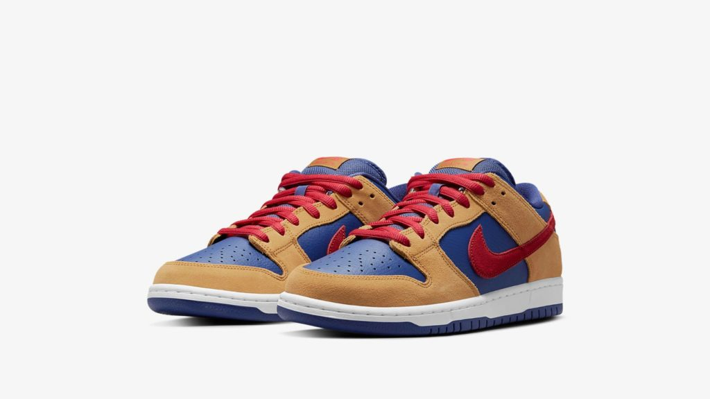 Nike SB Dunk Low Reverse Papa Bear