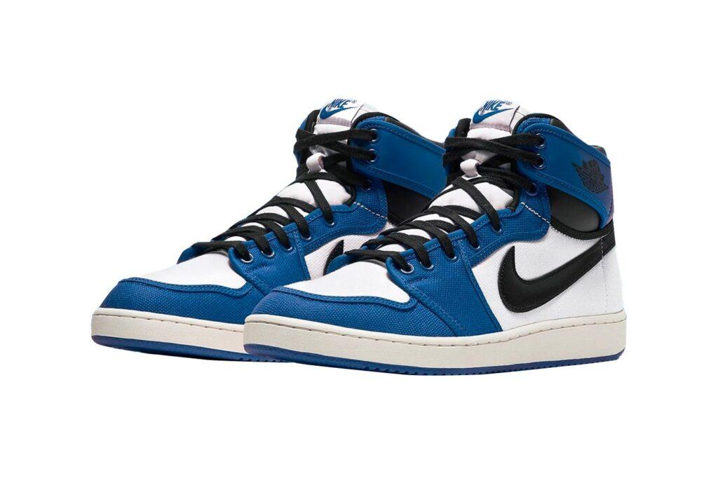 Jordan 1 AJKO Storm Blue