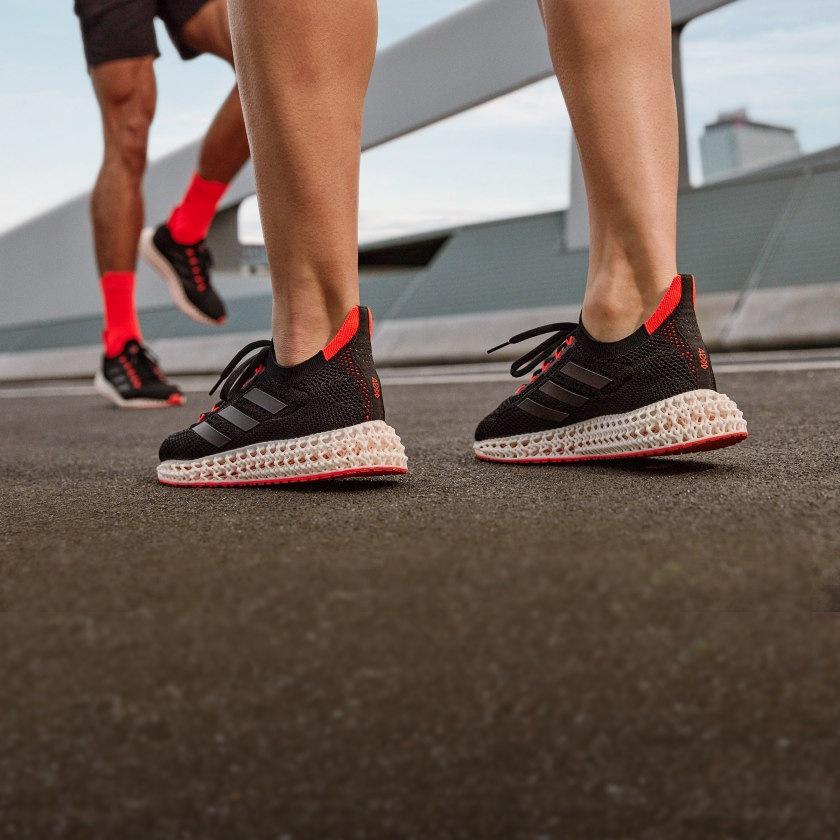 adidas 4D FWD Solar Red