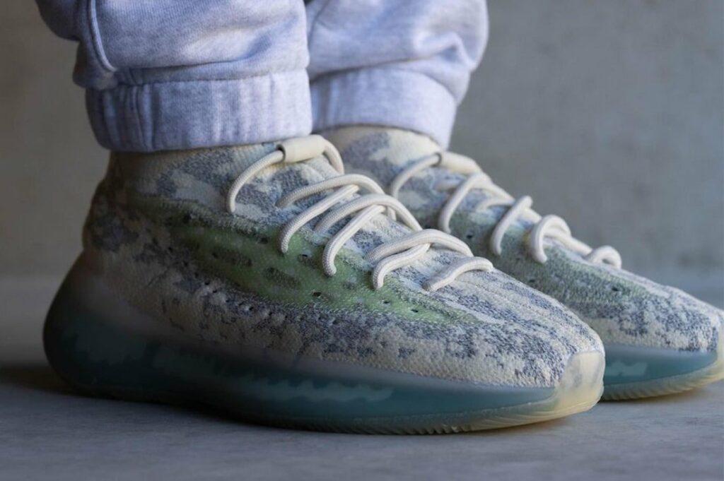 adidas Yeezy 380 Alien Blue