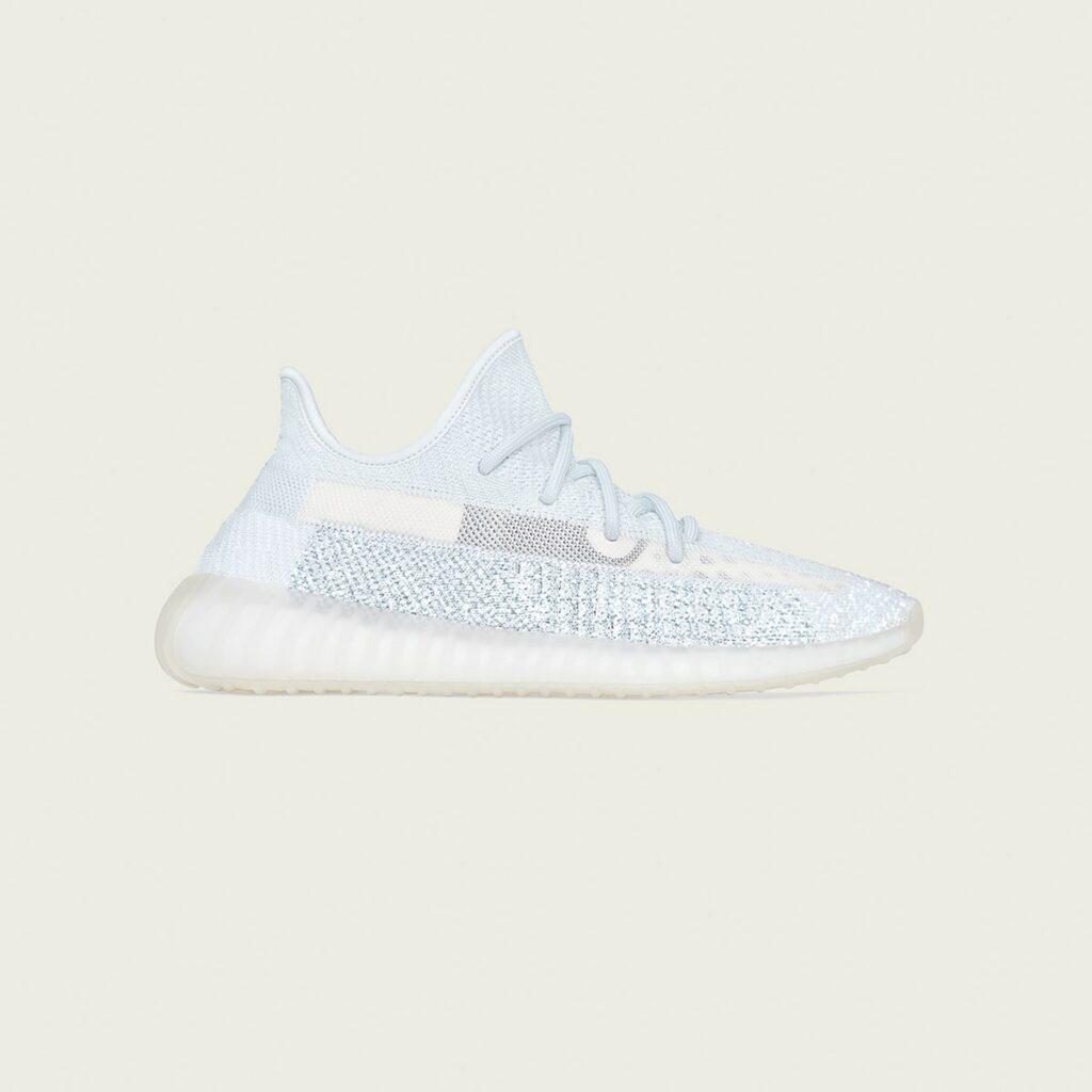 adidas Yeezy 350 V2 Cloud White Reflective