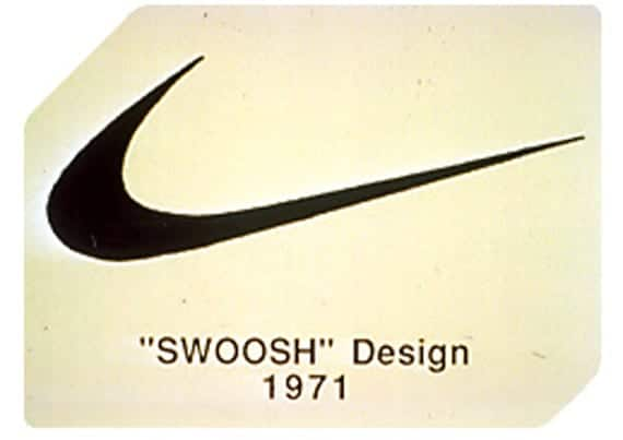 Swoosh Design 1971