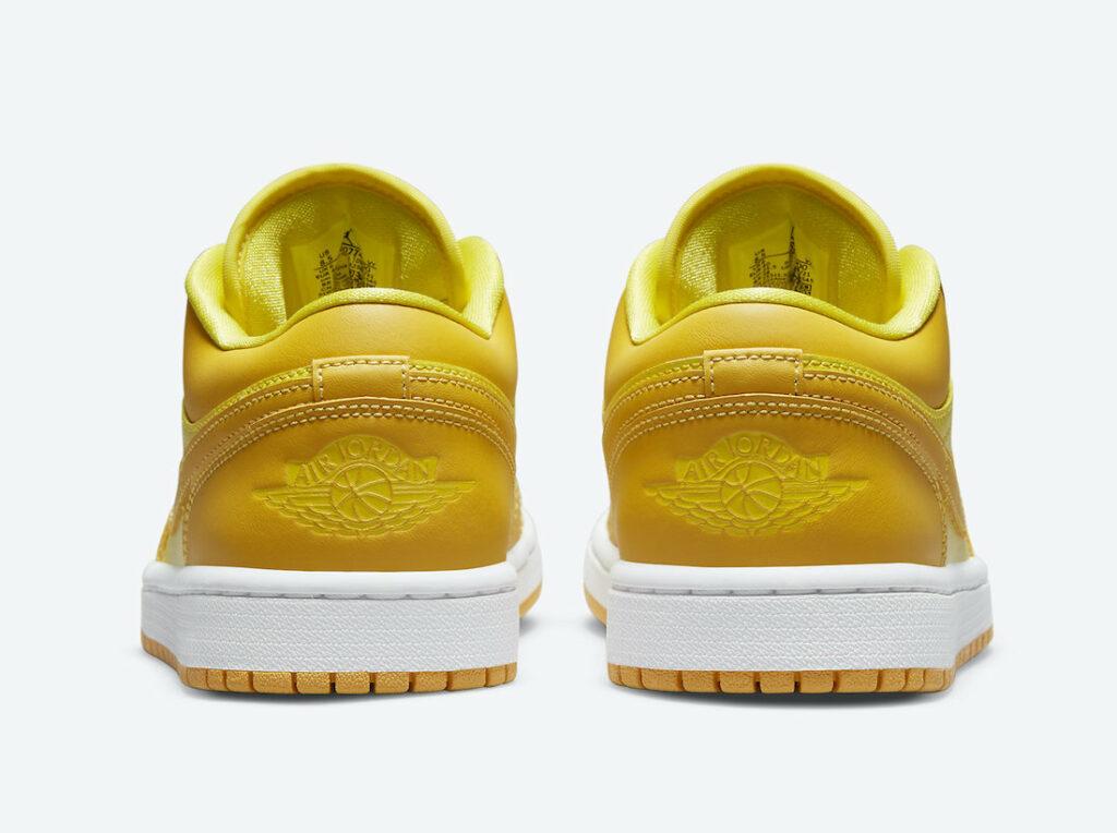 Jordan 1 Low Yellow Gold