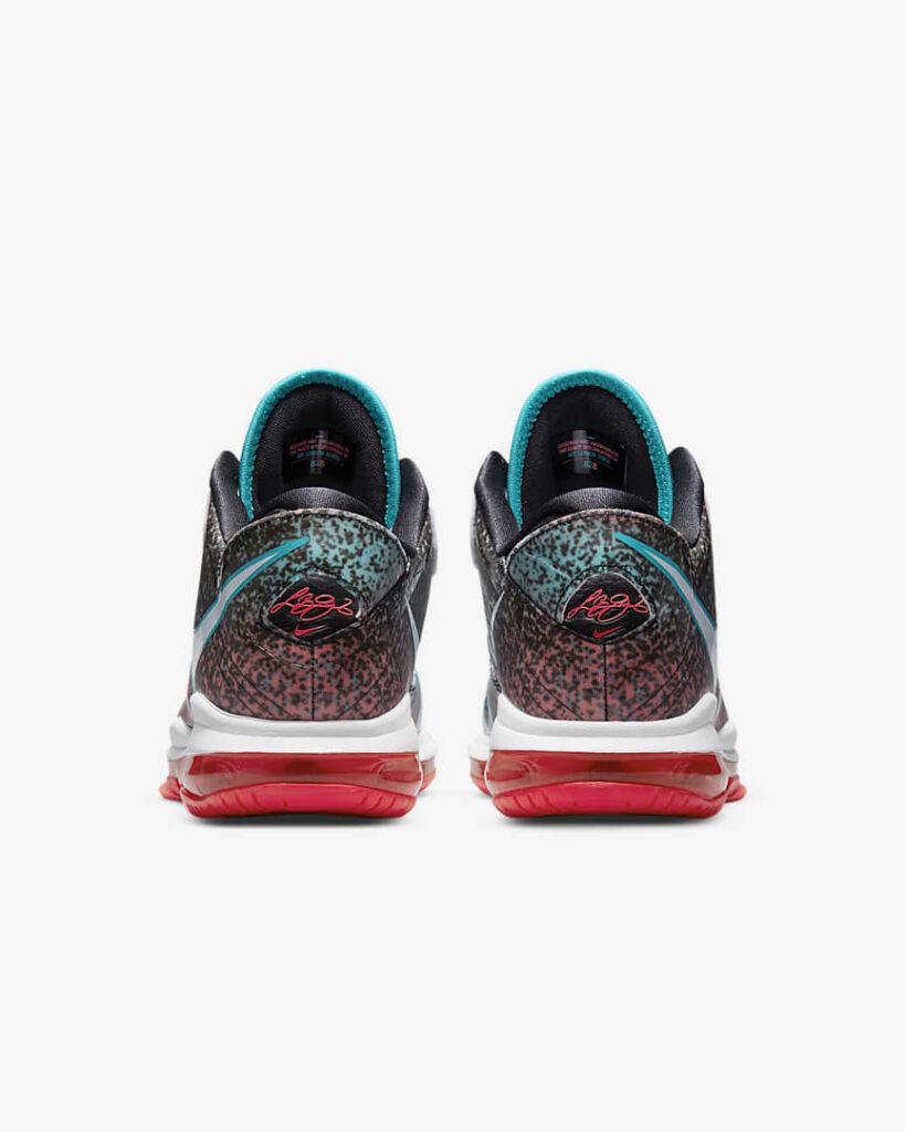 Nike Lebron 8 V2 Low Miami Night