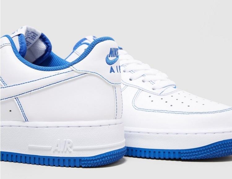 Air Force 1 Blue Stitch
