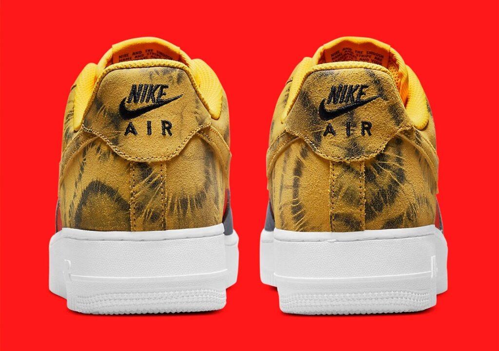 Nike Air Force 1 Dark Sulfur