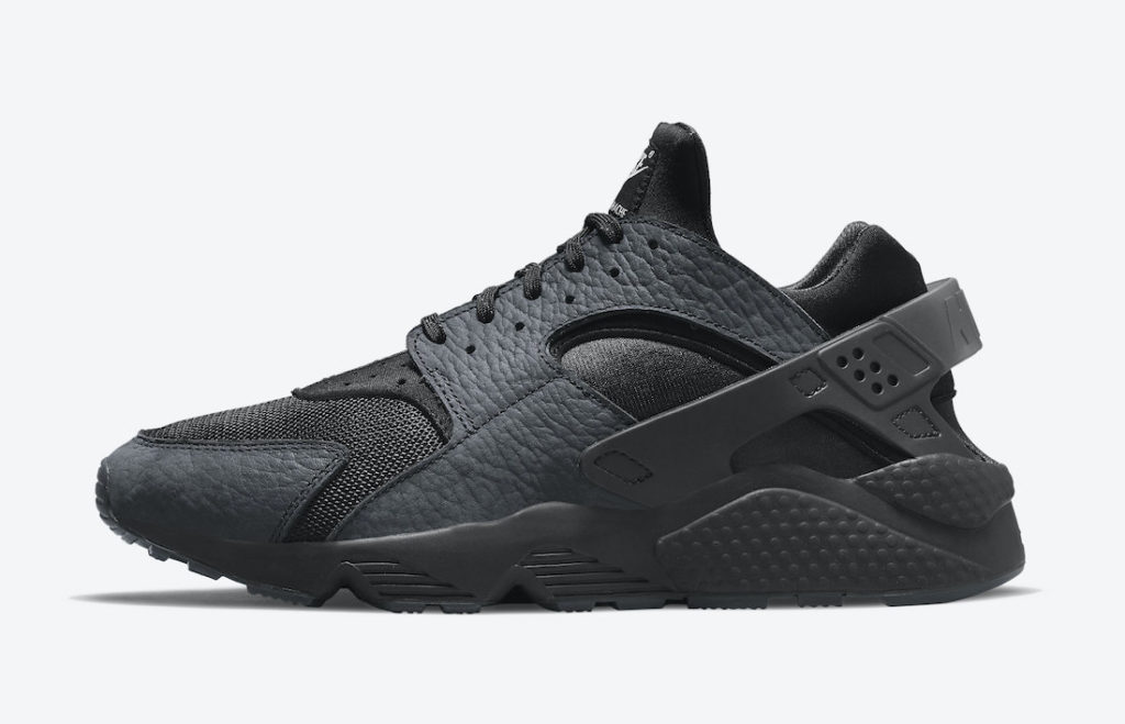 Nike Air Huarache All Black