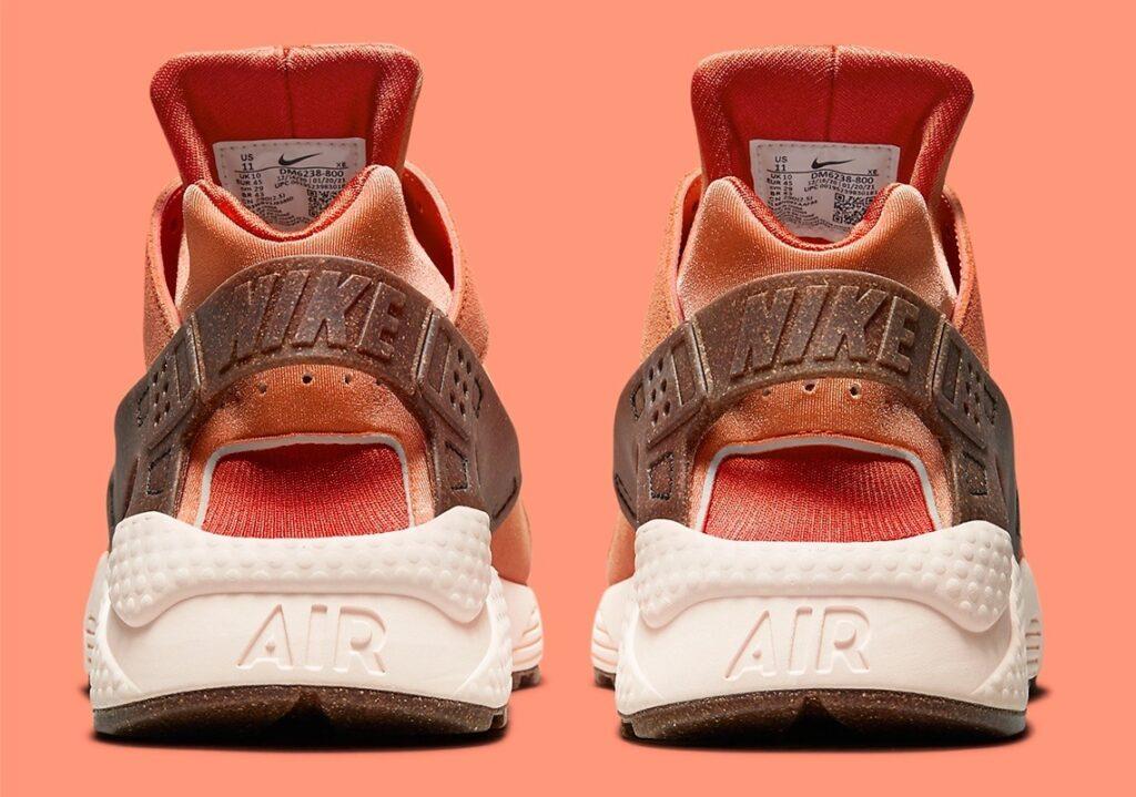 Nike Air Huarache Turf Orange
