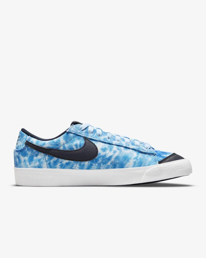 Nike Blazer Low Acid Wash