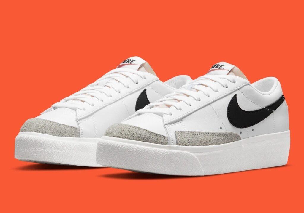 Nike Blazer Low Platform
