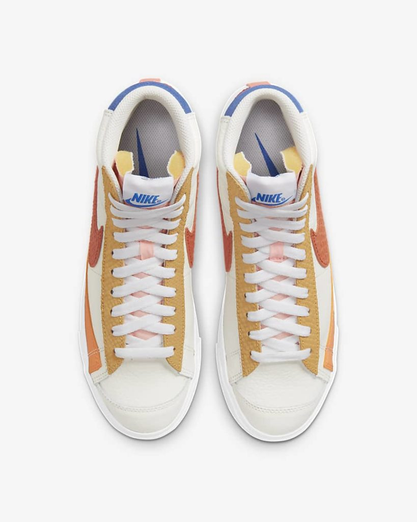 Nike Blazer Mid Campfire Orange DM2872-100
