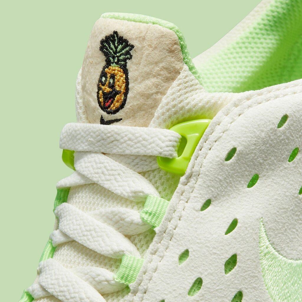 Nike Free Run Pineapple