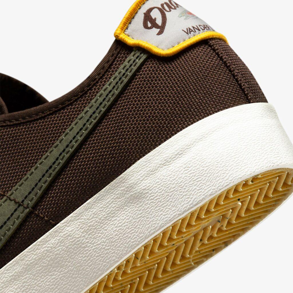 Nike SB Blazer Court DVDL Baroque Brown
