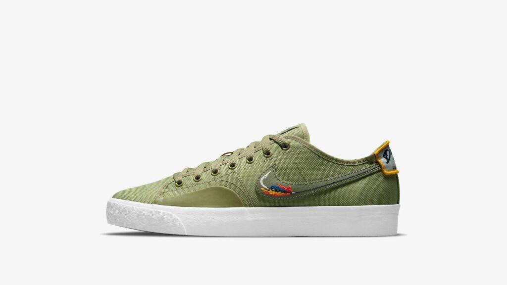 Nike SB Blazer Court DVDL Dusty Olive