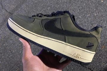 Air Force 1 x Undefeated