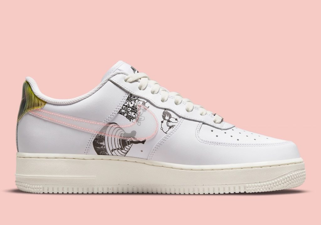 Air Force 1 The Great Unity
