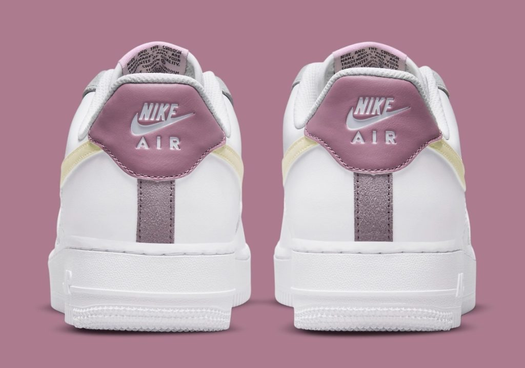 Air Force 1 White Pastell