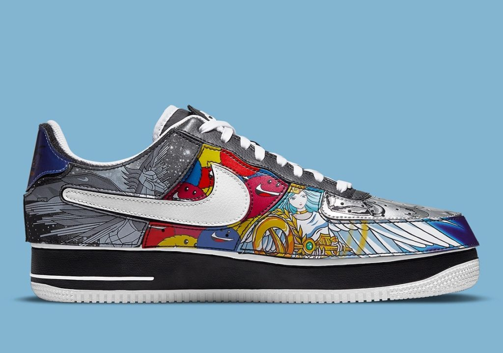 Air Force 1/1 Mighty Swooshers