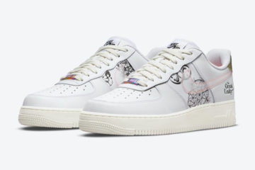 Nike Air Force 1 The Great Unity