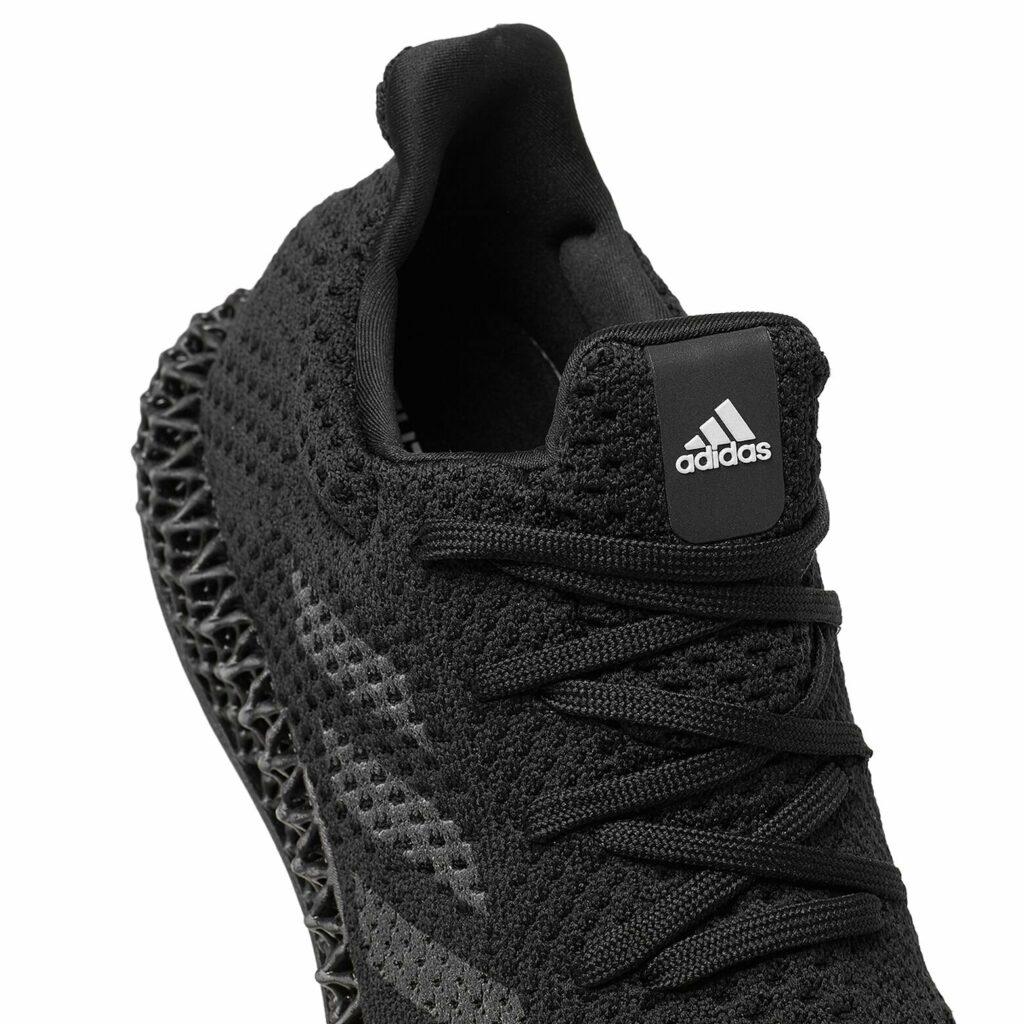 adidas 4D Futurecraft Black