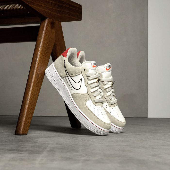 Air Force 1 First Use White