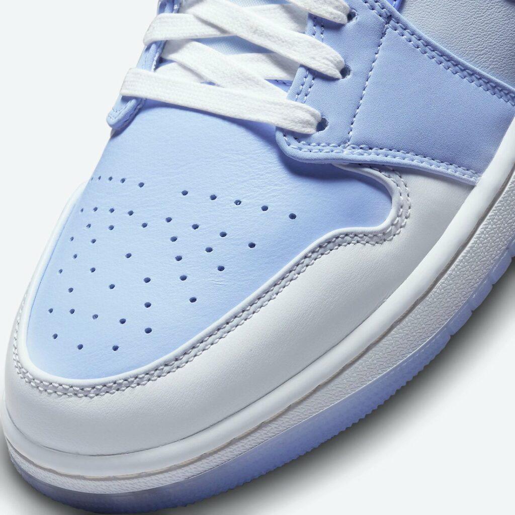 Nike Air Jordan 1 Low Mighty Swoosher