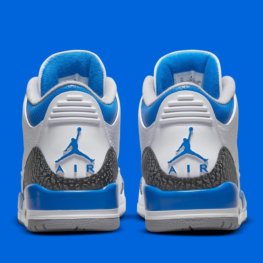 Jordan 3 Racer Blue