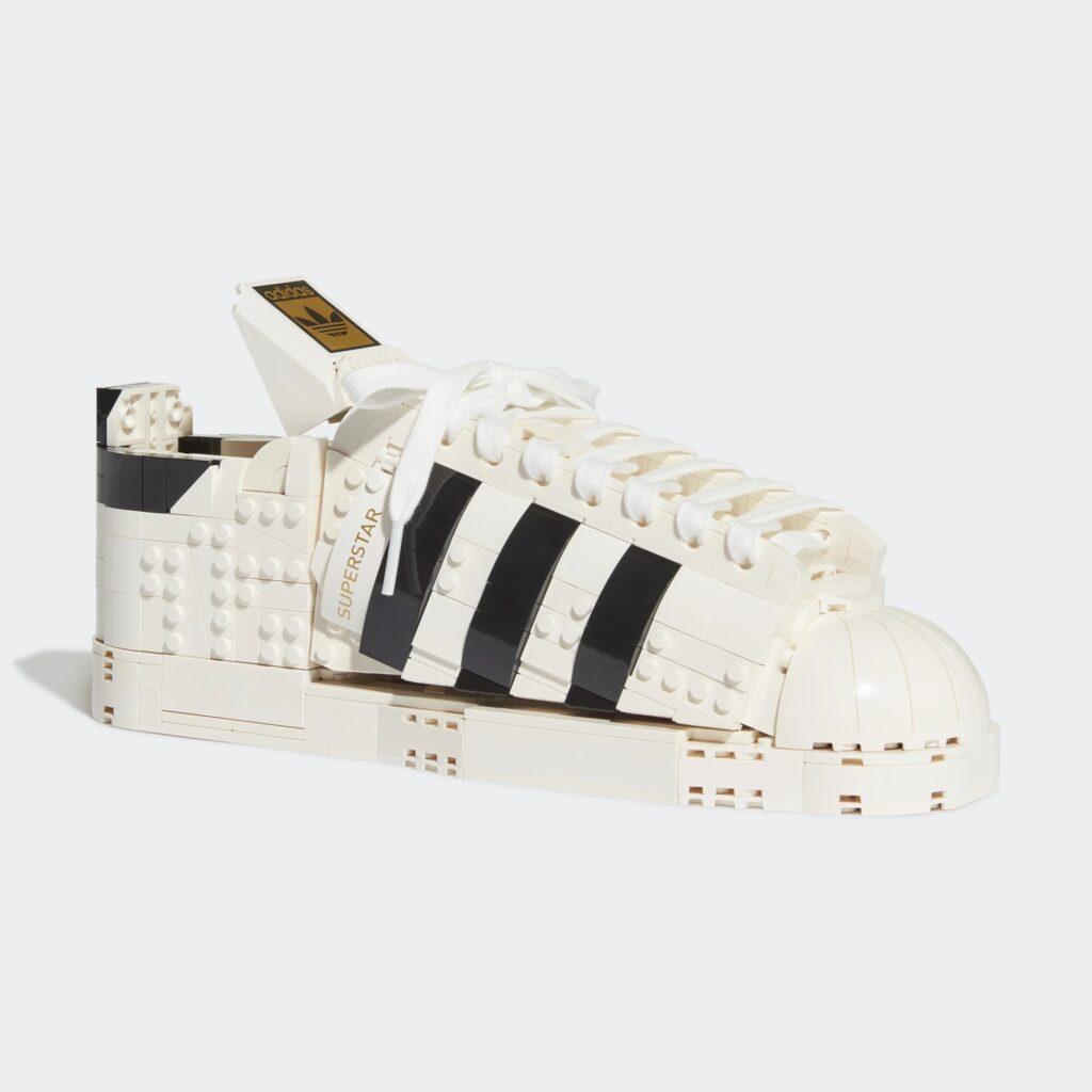 LEGO x adidas Superstar Shell Toe
