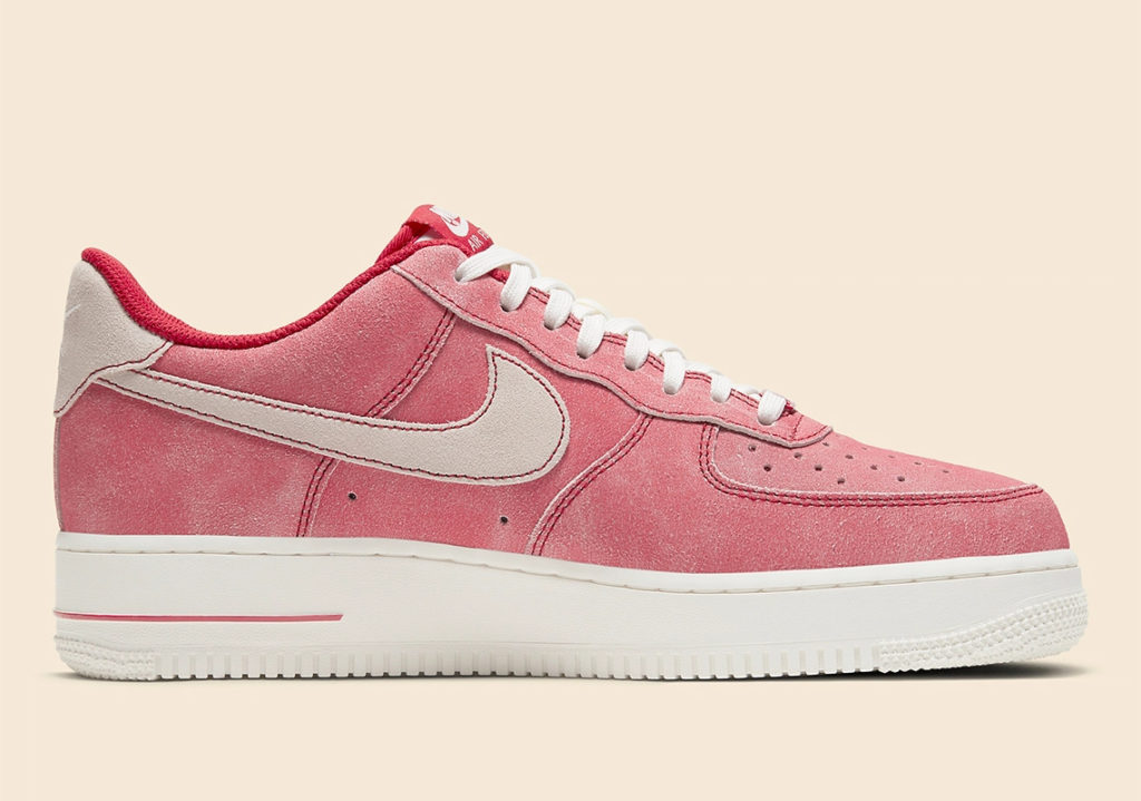 Air Force 1 Dusty Red