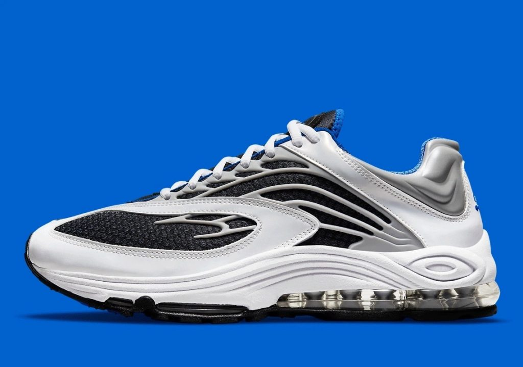 Nike Air Tuned Max White Racer Blue