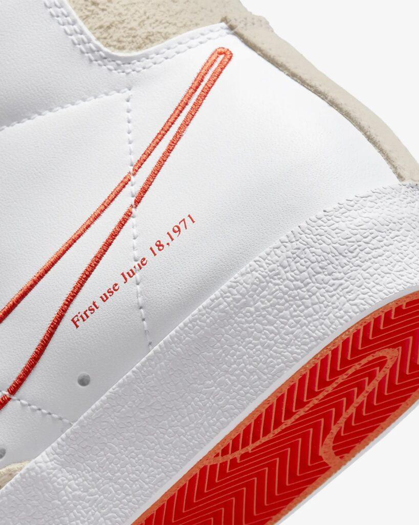 Nike Blazer Mid First Use