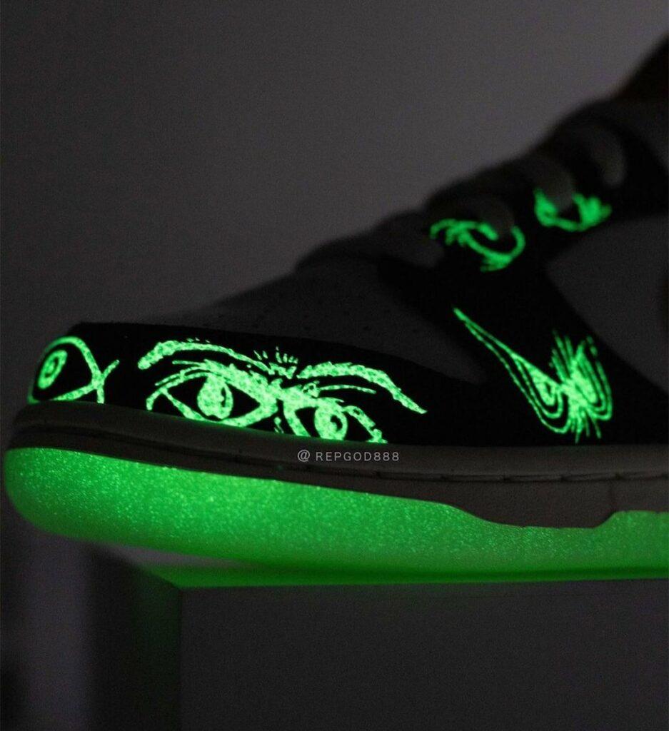 Nike Dunk Low Halloween