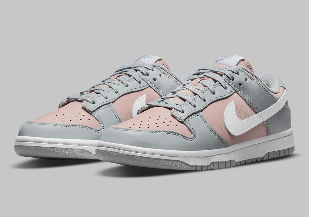 Nike Dunk Low Pink Grey