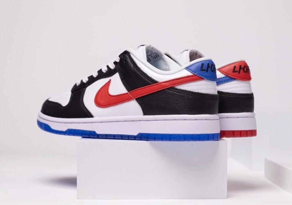 Nike Dunk Low South Korea
