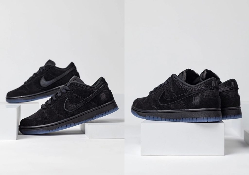 Nike Dunk Low UNDEFEATED Black Dunk
