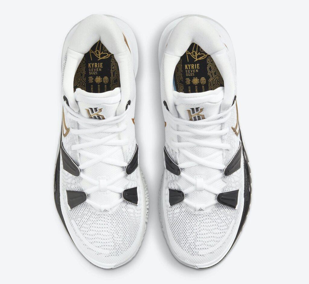 Nike Kyrie 7 White Gold
