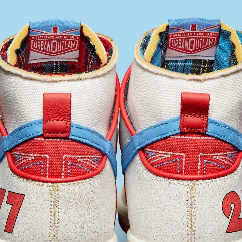 Nike SB Dunk High Magnus Walker x Ishod Wair