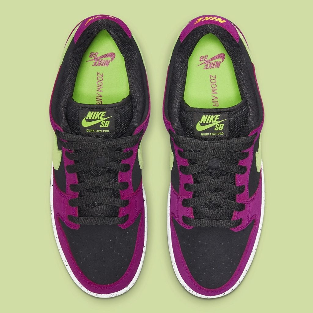 Nike SB Dunk Low ACG Red Plum