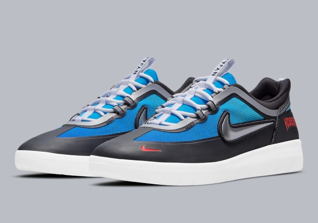Nike SB Nyjah Free 2 Samborghini