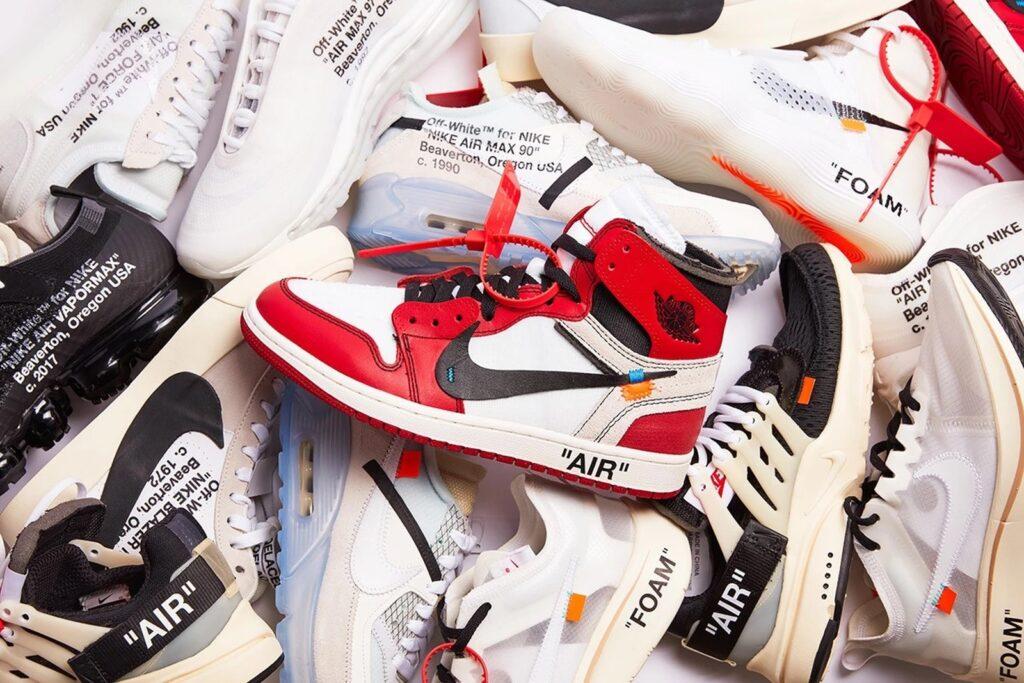 Nike off White The Ten