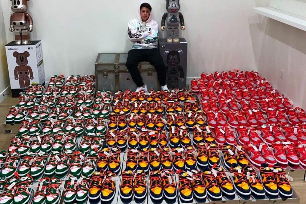 Sneaker Reseller Nike Off White Dunk