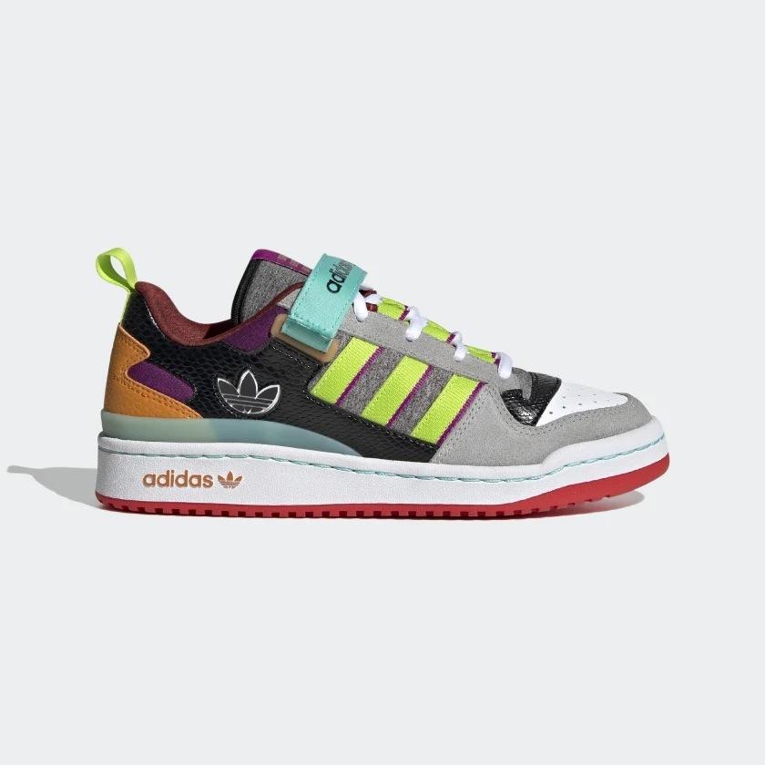 S.E.E.D. x adidas Forum Low