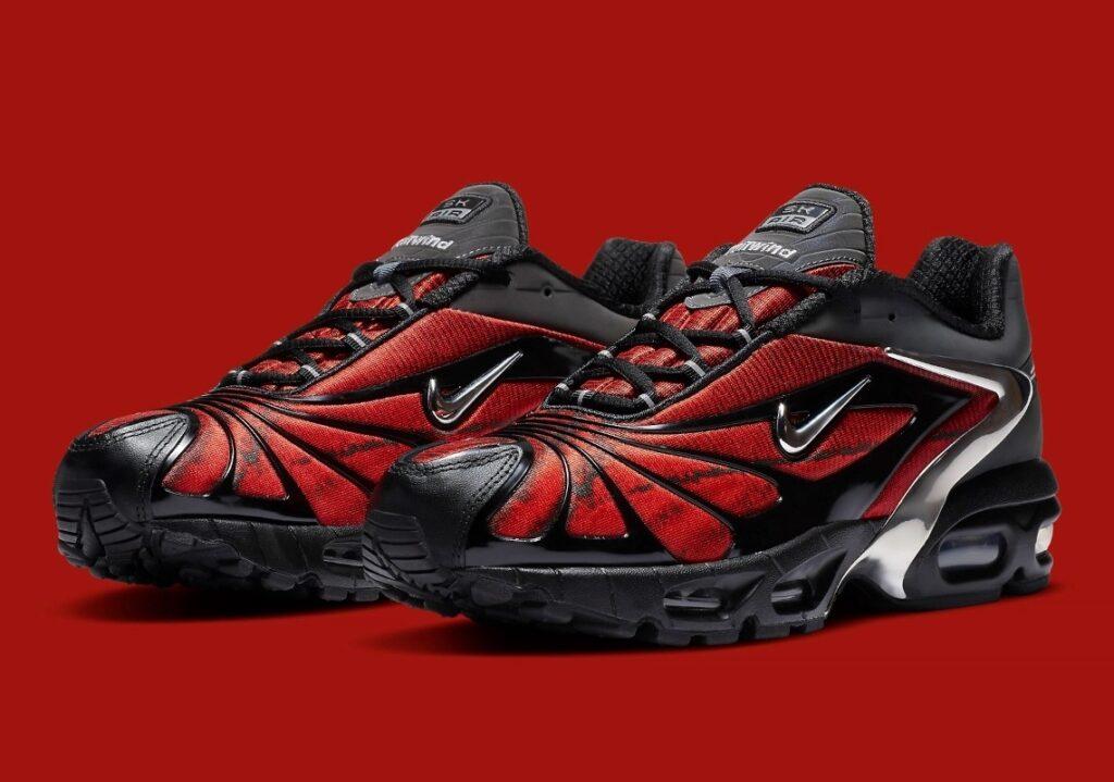 Skepta x Nike Air Max Tailwind 5 Bloody Chrome