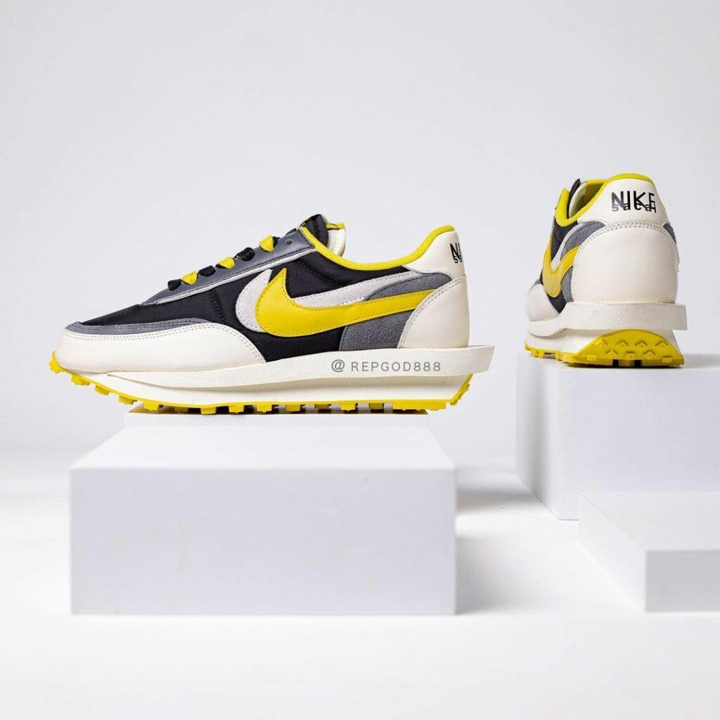 Undercover x Sacai x Nike LD Waffle